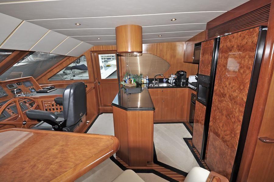 Ocean Alexander 58 Pilothouse for sale in Newport Beach