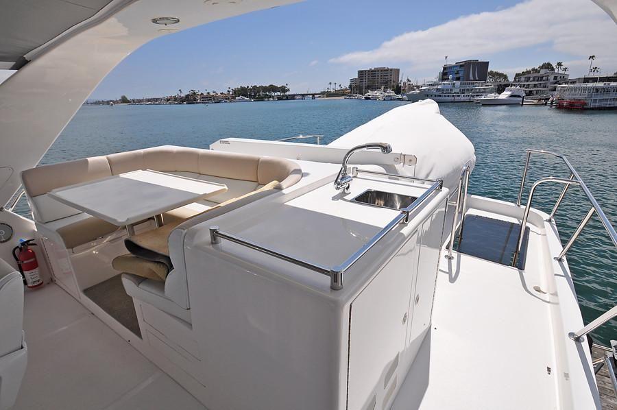 Ocean Alexander 58 Pilothouse for sale in Newport
