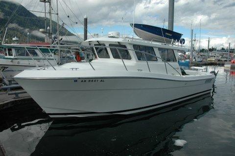 2011 Ocean Sport Roamer 33'