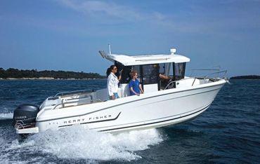 2019 Jeanneau Merry Fisher 695 Marlin