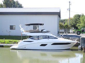 2018 Sea Ray 400 Fly