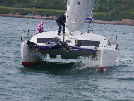 2018 Dazcat 995 catamaran