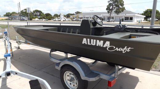 2015 Alumacraft 1648 NCS