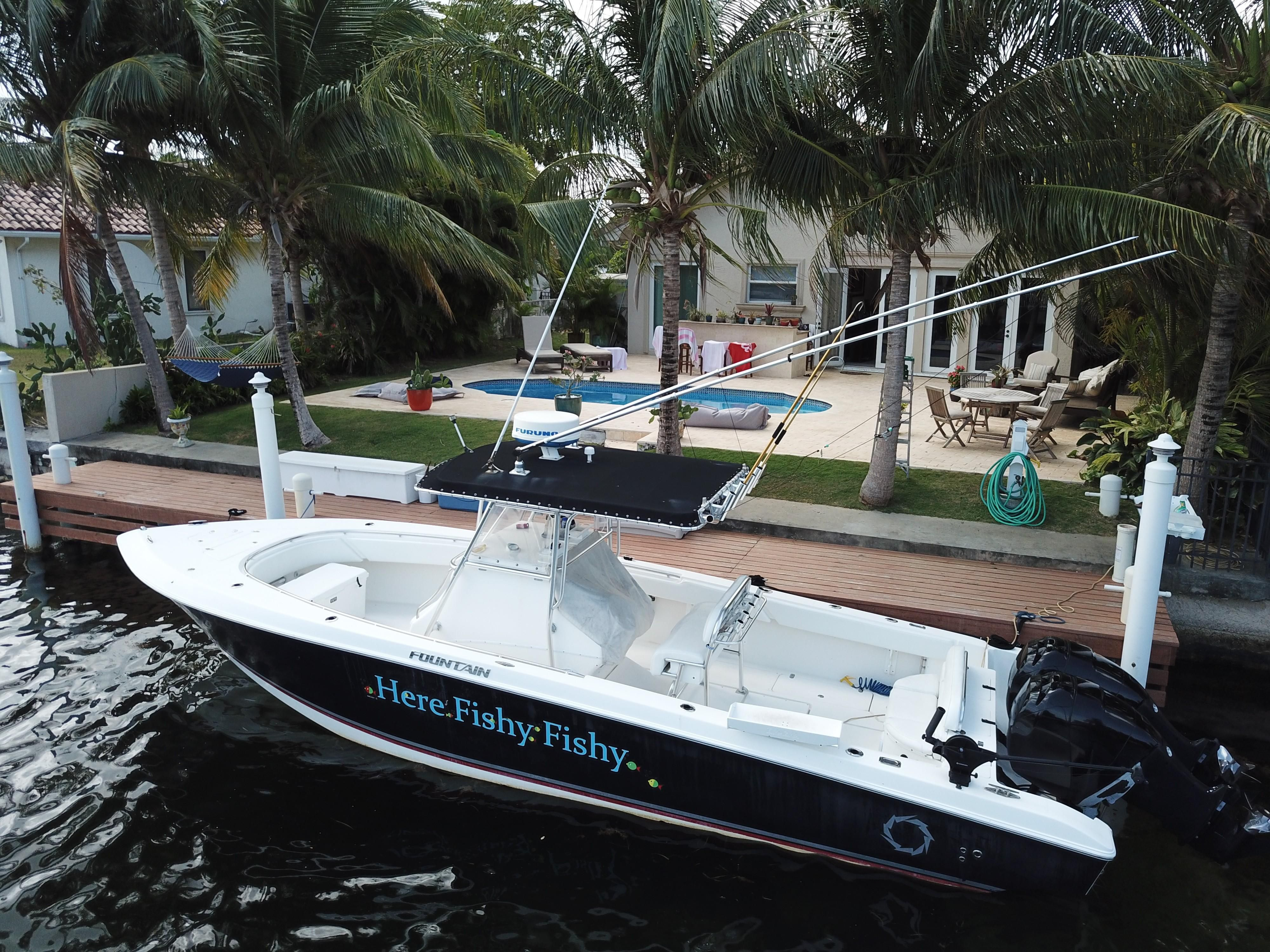 2006 fountain 32 center console power boat for sale - www yachtworld com   32cc fountain center console wiring diagram
