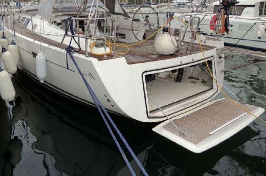 2008 Hanse 540