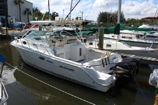 2001 Wellcraft 290 Coastal