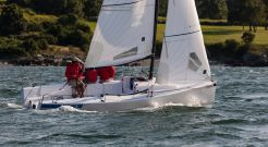 2014 J Boats J/70 J70
