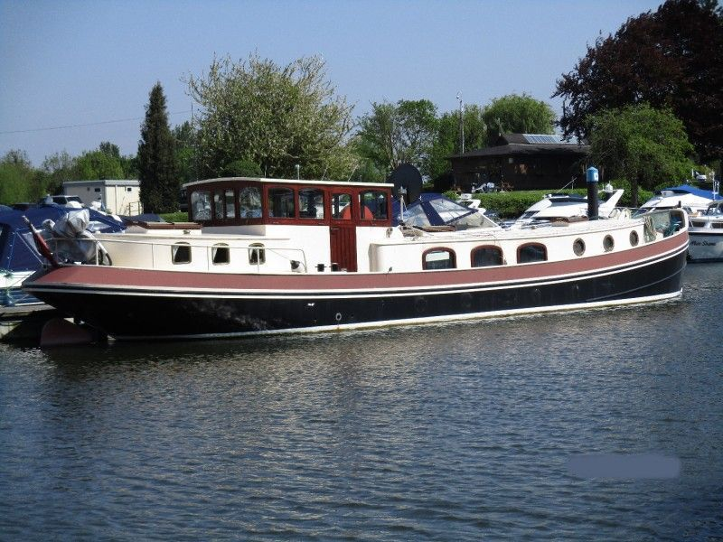 2005 Dutch Barge 17m Power Boat For Sale - www.yachtworld.com