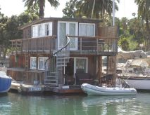 1972 Houseboat