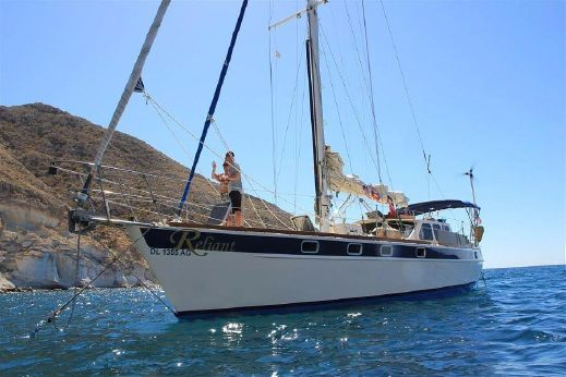 1986 Canyon Industries 43 Sloop - Refurbished 2014