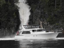 1993 Tollycraft 55 Walk-Around Pilothouse