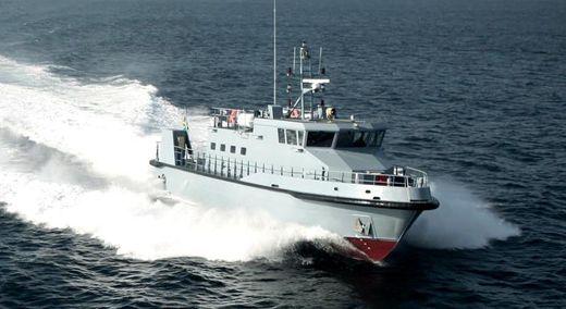 2016 Custom Patrol Boats
