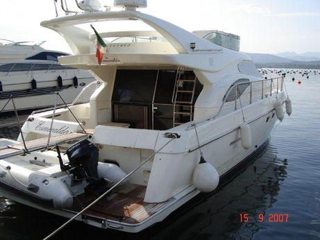 2001 Ferretti Yachts 460 Fly