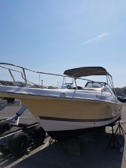 2005 Wellcraft 220 Sportsman Dual Console