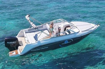2018 Pacific Craft 700 Day Cruiser
