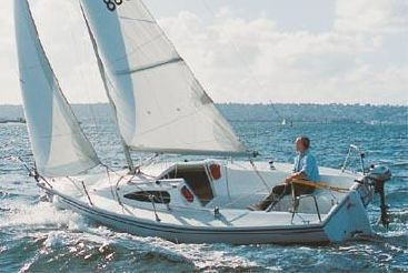 2020 Catalina Capri 22 On Order