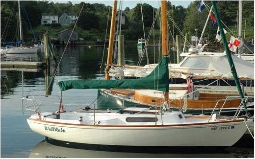 1964 Sparkman & Stephens Sailmaster 22D Sloop