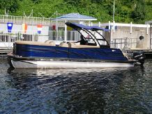 2019 Harris 250 GM