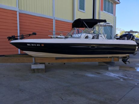 2007 Smoker Craft Viper 206
