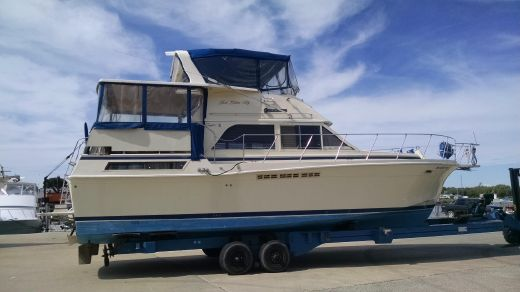 1987 Chris Craft 426 Catalina