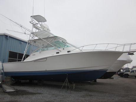 2002 Cabo Yachts 35 Express