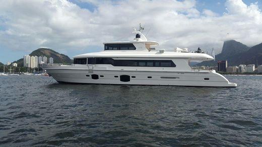 2014 Tarrab Tri-Deck Motor Yacht