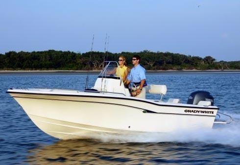 2015 Grady White FISHERMAN 180
