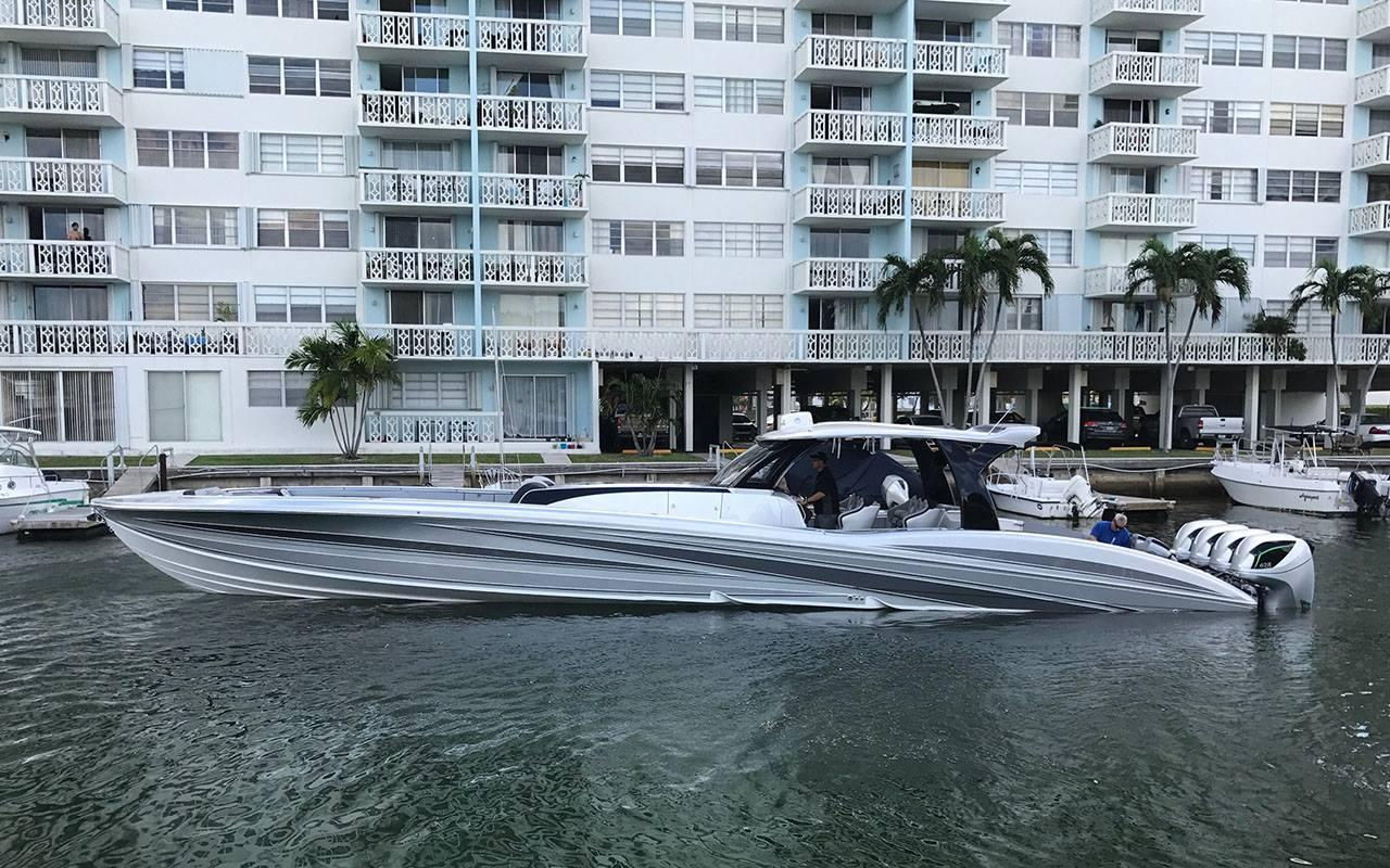 Boat Dealers Tampa >> 2019 MTI V 57 Power Boat For Sale - www.yachtworld.com