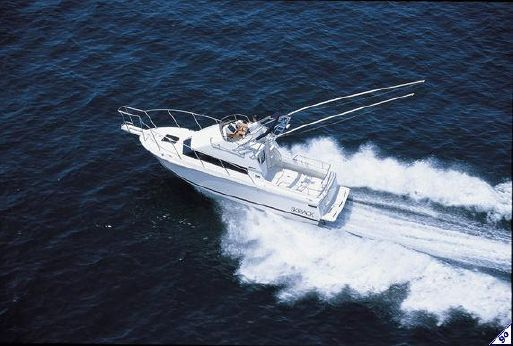 2000 Skipjack 262 Flying Bridge