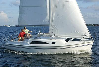 2011 Catalina 250 MkII