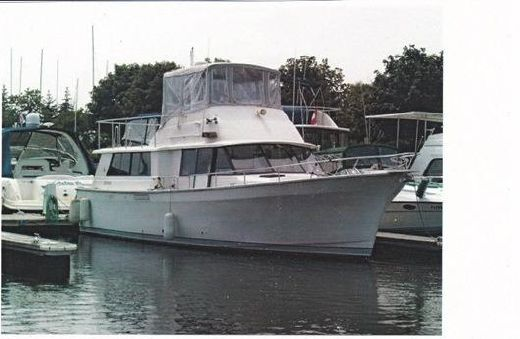 1981 Mainship 40
