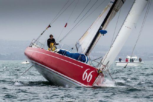 2009 Class 40 Owen Clarke