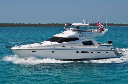 1996 Johnson High Tech motor yacht