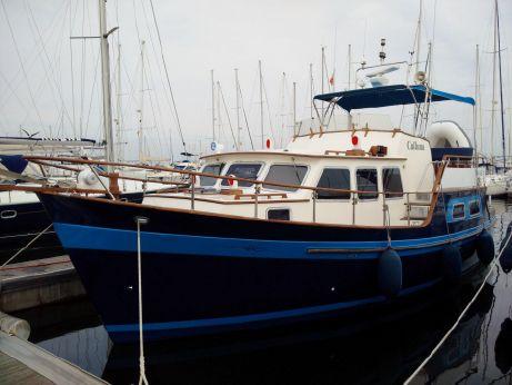 1982 Gladstone Lyall & Co. Trawler Aquila Queen 35