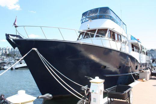 1995 Wittholz Custom trawler