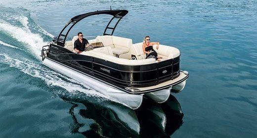 2017 Harris Flotebote Grand Mariner SL 270