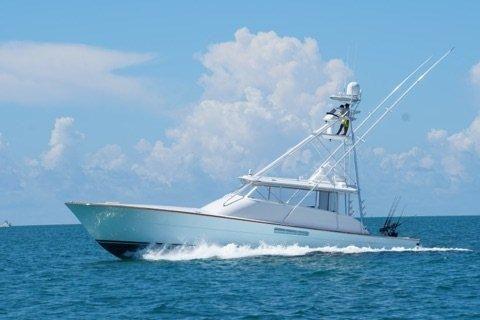 2014 Merritt Express Sportfish