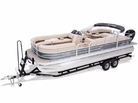 2017 Sun Tracker PARTY BARGE® 24 DLX
