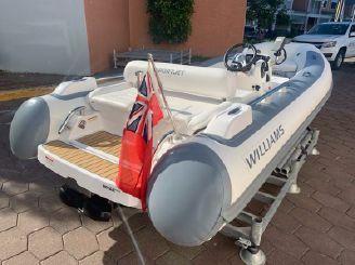 2018 Williams Jet Tenders Sportjet 435