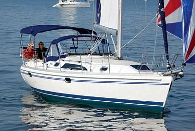 2015 Catalina 355-wing keel
