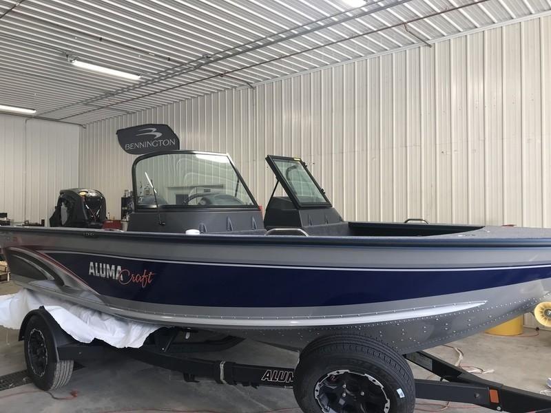 2018 Alumacraft Edge 185 Sport Power Boat For Sale