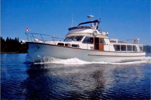 1970 Nordlund 52 Pilot House Trawler