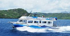 2000 Sea Taxi Yachts Twin Deck