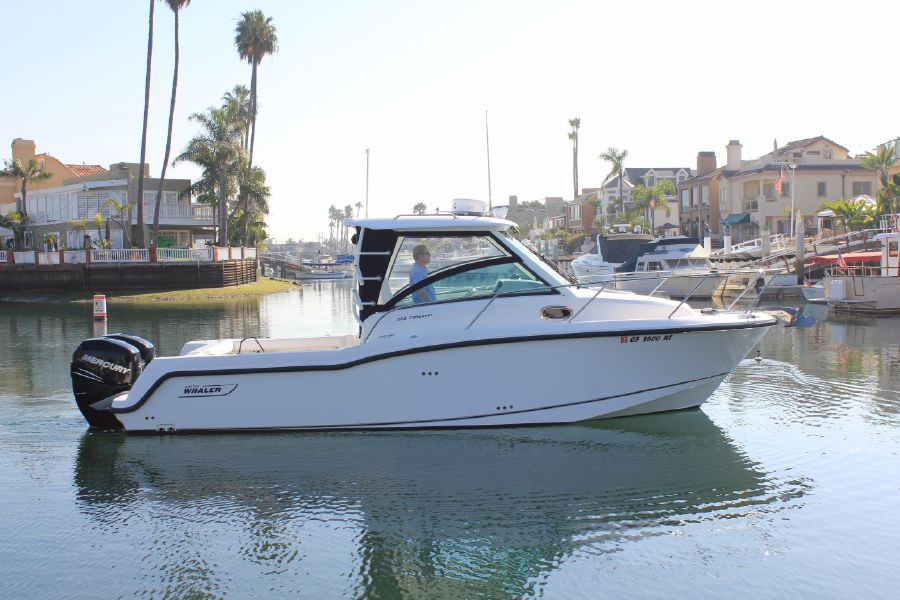 2012 Boston Whaler 285 Conquest for sale in Newport Beach