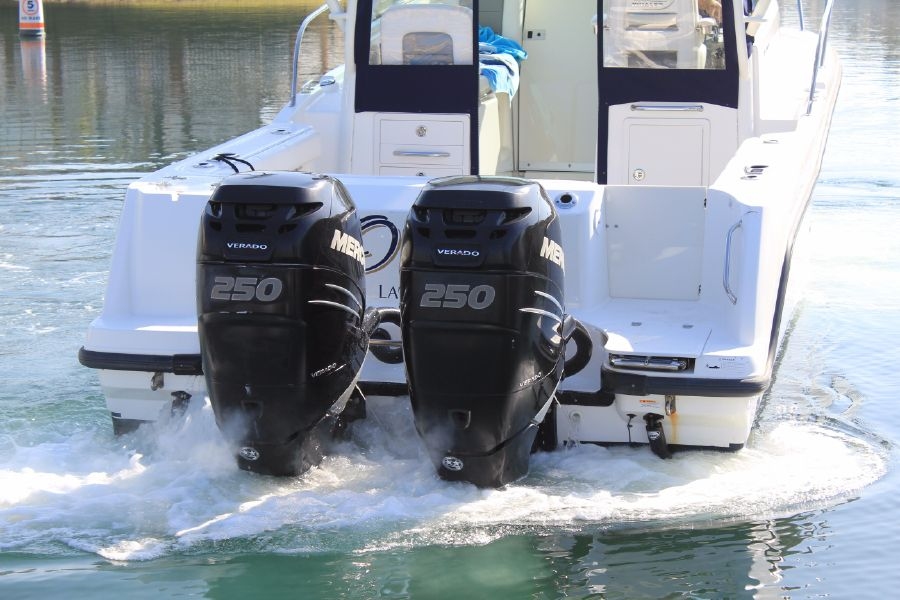 2012 Boston Whaler 285 Conquest for sale