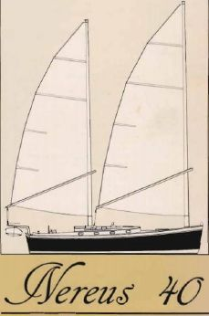 1989 Nonsuch 40 Cat Ketch