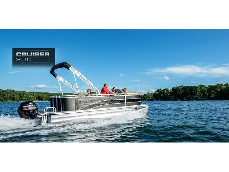 2015 Harris Flotebote Cruiser 200