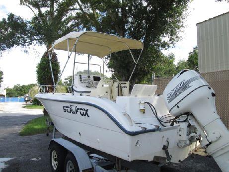 2001 Sea Fox 23 CC