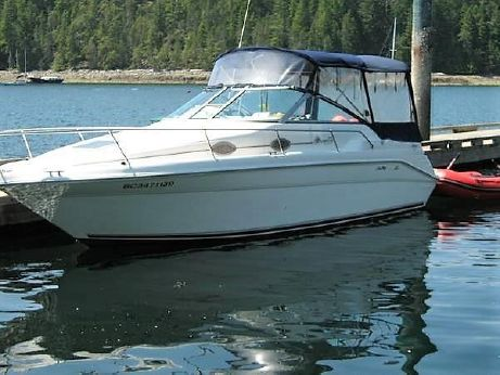 1998 Sea Ray Sundancer