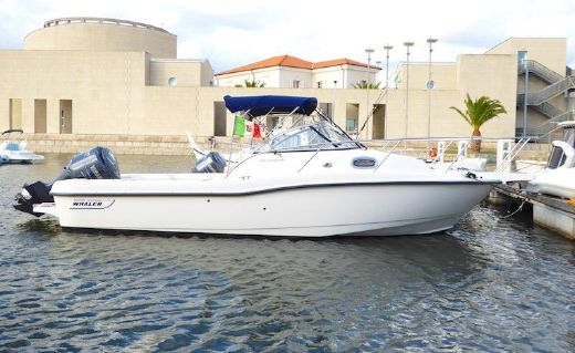 2009 Boston Whaler 235 Conquest